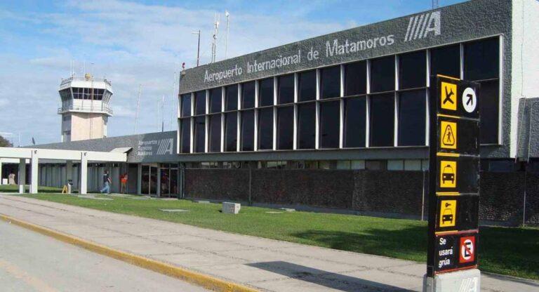 En el Aeropuerto de Matamoros identificaron al portador de la nueva cepa