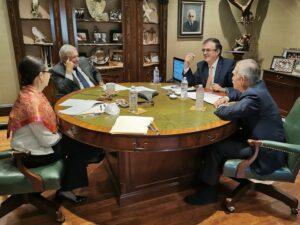"""AMLO y Biden entablan conversación: """"serán buenas relaciones"""""""