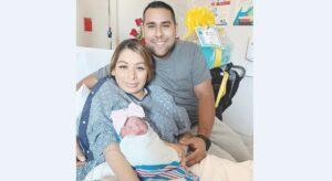 Niño y niña, los primeros bebés