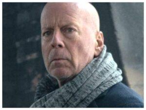 Corren a Bruce Willis de farmacia por no usar cubrebocas (FOTO)