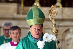 Cardenal Norberto Rivera sigue delicado: Arquidiócesis