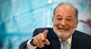 Slim 'contagia' a la Bolsa Mexicana de valores: caen y operan en rojo