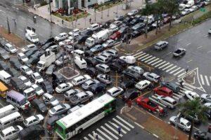 Pandemia redujo el congestionamiento vial en todo el mundo