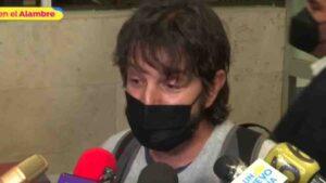 Diego Luna y Marina de Tavira causan zafarrancho en Aeropuerto: VIDEO