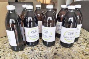 Dióxido de cloro: ¿Qué es y por qué no cura al Covid-19?