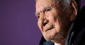 Don Manuel García, con 124 años es el hombre más longevo de México