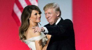Melania Trump se despide pidiendo elegir 'el amor sobre el odio'