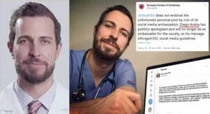 Sociedad Europea de Cardiología expulsa a doctor que recomendó dañar la salud de AMLO