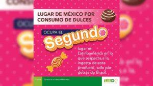 Caramelos, dulces y chocolates en México: entre el mercado y la salud