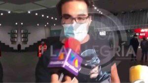 """Eduardo Yáñez agrede a reportero """"Llegas con tus mam@d4as"""": VIDEO"""