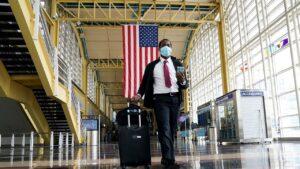 EEUU prohibirá entrada a viajeros de Reino Unido, Brasil y Sudáfrica