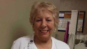 Enfermera muere de coronavirus; rechazó jubilarse para atender pacientes