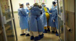 Día de la Enfermería: Héroes celebran su día en medio de la pandemia