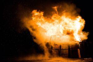 Familia de Laredo, Texas pierde casa en incendio