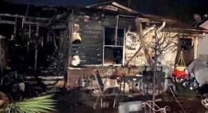 Familia pierde olfato por covid y no percibe incendio; jovencita les salva la vida