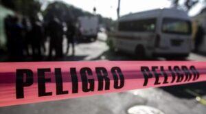Bajan homicidios dolosos en México