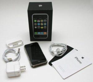 ¿Tienes el primer iPhone? podrías venderlo hasta en 200 mil pesos