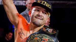 Arrestan a Irwin Rivera peleador mexicano de la UFC por intentar asesinar a sus dos hermanas