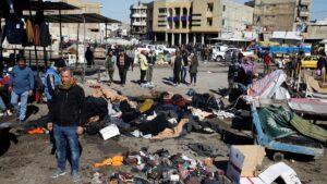 ISIS se adjudica sangriento ataque suicida en Bagdad