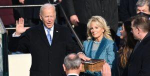 Biden, jura como nuevo Presidente