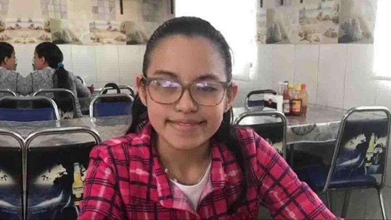 jovencita extraviada en Nuevo Laredo hoy miecoles 20