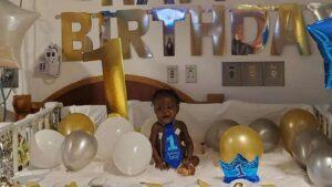 Bebé sobrevive a rara enfermedad tras dar positivo a Covid-19
