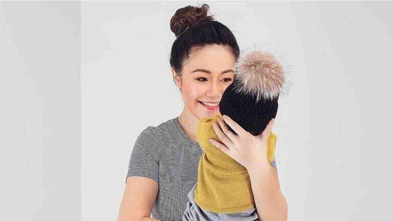 lililou con bebe