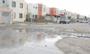 Dan fugas 'bienvenida' en colonia Los Olivos 2