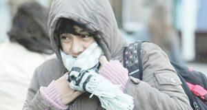 Seguirá el frío; no guarde los abrigos