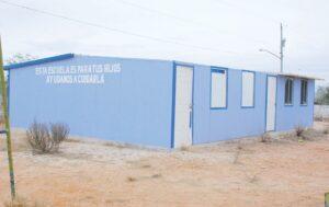 Permanece sin techo escuela en Praderas