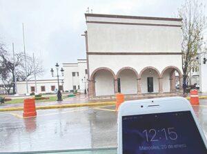 Nuevo Laredo destrozado ¿y el alcalde?, ausente