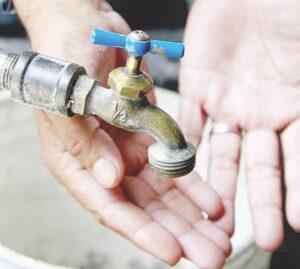 Comapa los deja sin agua por segunda vez en el año