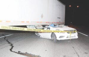La Nacional es la vía más mortal de Nuevo Laredo