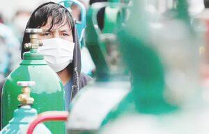 Ofrecen en IMSS oxígeno para enfermos a domicilio