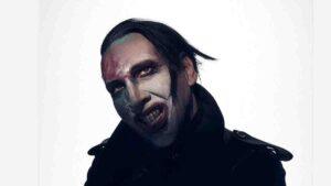 Marilyn Manson si es humano y así lucía de joven: FOTOS