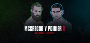 McGregor-Poirier, un choque de estilos