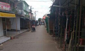 Nanawa se convierte en pueblo fantasma debido al Covid-19