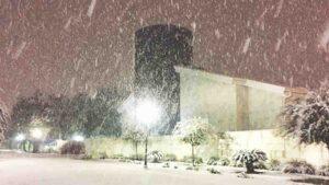 Seguirá días muy fríos: ¿Qué falta para que caiga nieve en Nuevo Laredo?