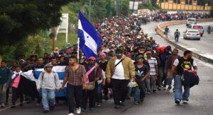 Autoridades advierten que nueva caravana de migrantes 'no pasará'