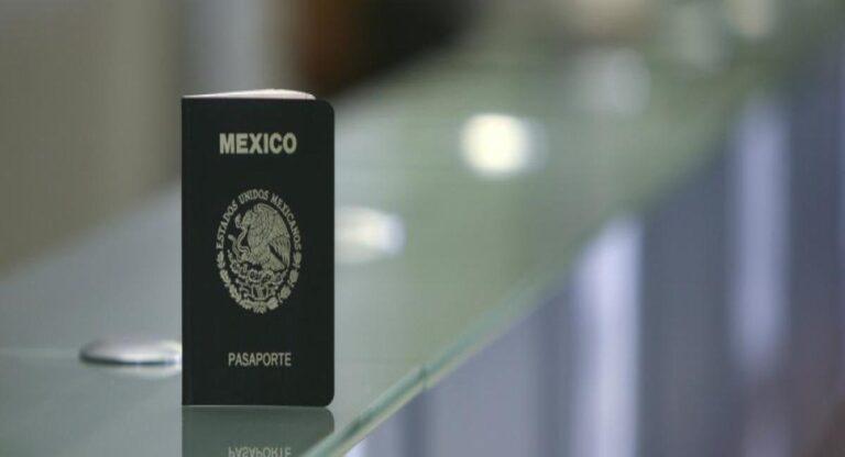 pasaporte mexicano tramite precios