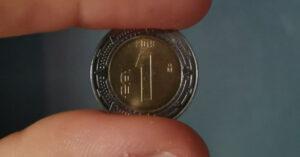 Moneda de 1 peso con error ahora se vende en miles