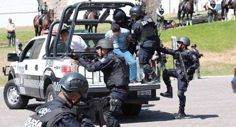 Policías de Veracruz enfrentaron a los secuestradores