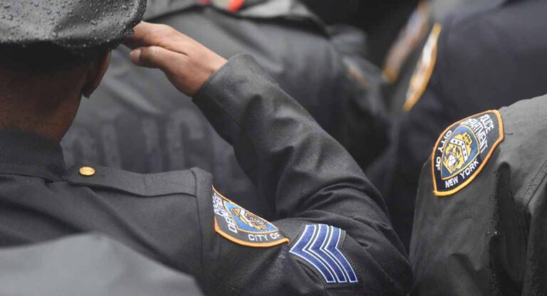 Texas mantiene el récord de policías fallecidos en la Unión Americana
