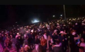 Arman 'gran bailazo' en Sonora pese a alza en contagios y semáforo naranja