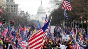 EE.UU. en Alerta máxima en Washington por protestas en capitolio
