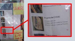 Nuevo Laredo: Ofrecen en restaurantes de comida china ¡Hasta pruebas covid!