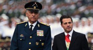 Gobierno de México hace pública investigación de la DEA contra General Cienfuegos