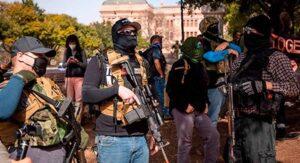 Protestas y gente armada causan temor en Estados de EEUU y activan Guardia Nacional