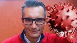 Sergio Sepúlveda furioso al dar positivo a COVID-19: VIDEO