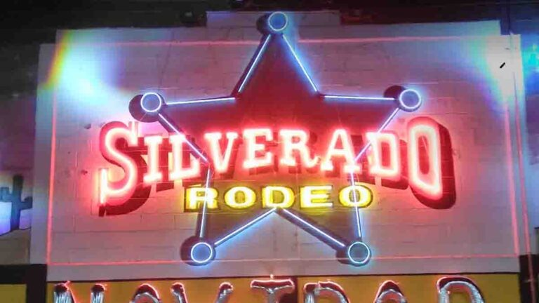 silverado artistas rodeo